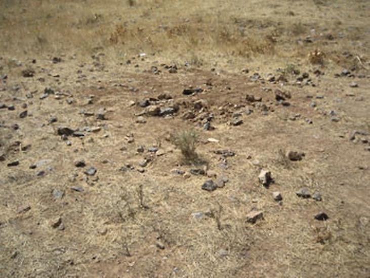 Ilustrační foto z místa v Íránu, kde došlo k popravě ukamenováním.