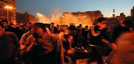 Nepokoje v Egypte, leden 2010