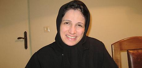 Nasrín Sotudíová
