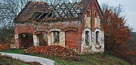 The village of Sibenik