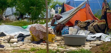 Haiti, November 12, 2010