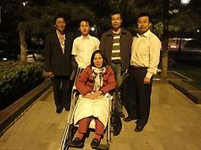 právnička Ni Jü-lan a její manžel Tung Ťi-čchin