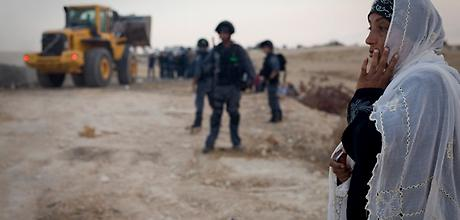 Israel | Demolition of Al Arakib village