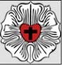 Evanjelické lýceum logo