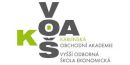 Karlínská obchodní akademie logo